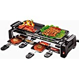 VelKro Huan Yi Compact Electric Barbecue Grill And Tandoor - Now With Frying And Roasting Function