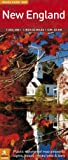 Rough Guides The Rough Guide Map to New England