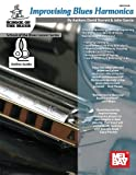 img - for Improvising Blues Harmonica (School of Blues Lesson) book / textbook / text book