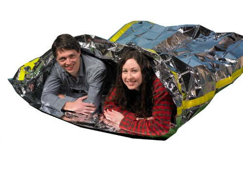 Emergency Survival Mylar Thermal 2 Person Sleeping
