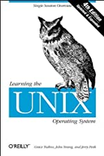 Learning the UNIX Operating System by Jerry