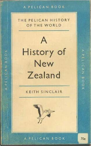 A History of New Zealand (Pelican)