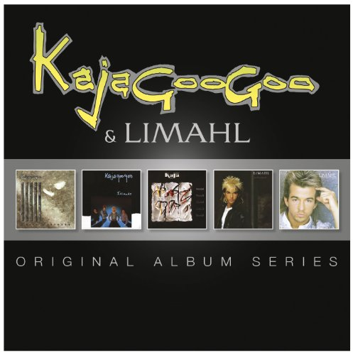 Original Album Series - Kajagoogoo and Limahl
