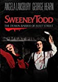 Sweeney Todd - The Demon Barber Of Fleet Street [DVD] [1982]