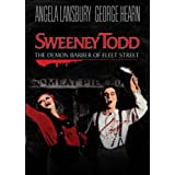 Sweeney Todd - The Demon Barber Of Fleet Street [DVD] [1982]by Angela Lansbury