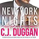 New York Nights: A Heart of the City Romance Audiobook by C. J. Duggan Narrated by Edwina Wren