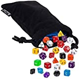 Math Dice Games - Perfect for Learners of All Ages - Includes a FREE dice bag and 5 FREE Math Dice Games Covering Many Mathematical Concepts - Ideal for Teachers, Parents, and Childcare Professionals