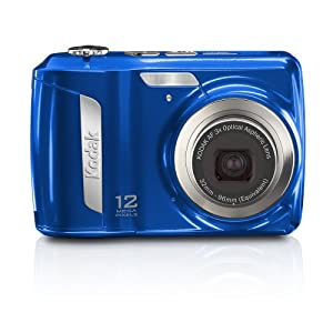 Kodak Easyshare C143 Digital Camera (Blue)