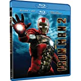Iron Man 2 (Blu-ray + DVD + Digital Copy) (Bilingual)by Robert Downey Jr.