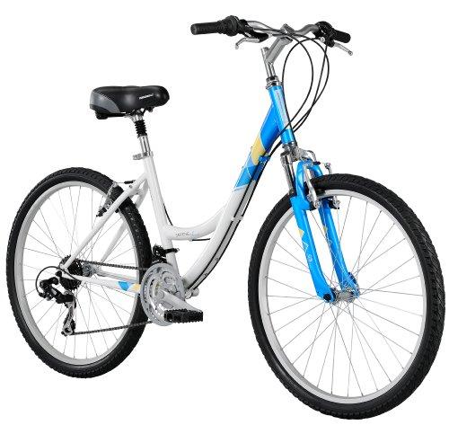 Buy Cheap Diamondback Bicycles 2014 Serene Citi Classic Women's Sport Comfort Bike with 26-Inch Whee...