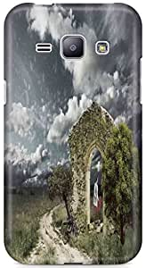 Sand Dunes Designer Printed Hard Back Case cover for Samsung Galaxy J1 Ace
