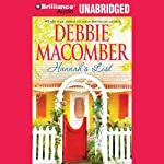Hannah's List: A Blossom Street Book, #7 (       UNABRIDGED) by Debbie Macomber Narrated by Fred Stella