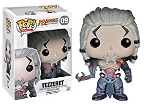 Funko POP Games: Magic The Gathering - Series 2 Tezzeret Vinyl Figure