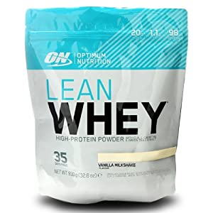 Optimum Nutrition 930g Vanilla Lean Whey