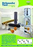 Venteo DRAIN02 Le débouche tout écologique