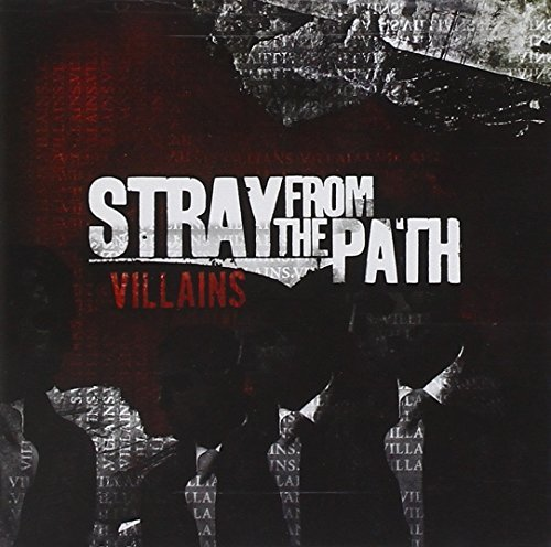 Villians by STRAY FROM THE PATH (2008-05-13)