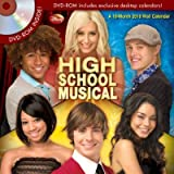 High School Musical 2010 DVD-ROM Wall Calendar
