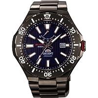 [オリエント]ORIENT 腕時計 M-FORCE  エムフォース ダイバーズウォッチ 200m空気潜水(JIS1種) ネイビー WV0141EL メンズ