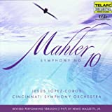 Mahler: Symphony, No. 10 Revised Performing Version