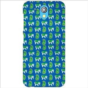 HTC Desire 526G Plus Back Cover - Creativity Designer Cases