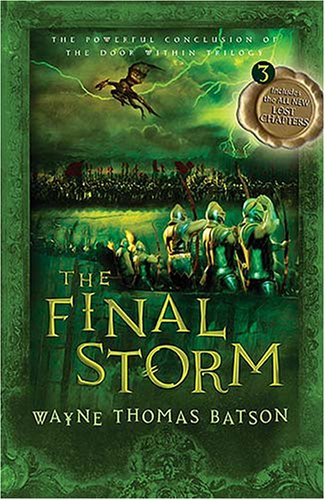 Cover of The Final Storm: The Door Within Trilogy - Book Three