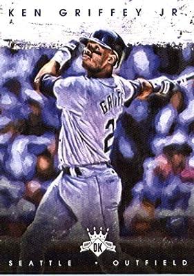 2016 Panini Diamond Kings #126 Ken Griffey Jr. Seattle Mariners Baseball Card