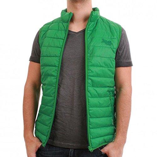 Japan Rags uomini Vest TROY - - giardino verde xl
