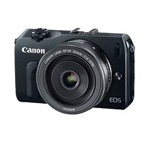 单反相机海淘:佳能EOS-M微单相机海淘 刚上市可预订
