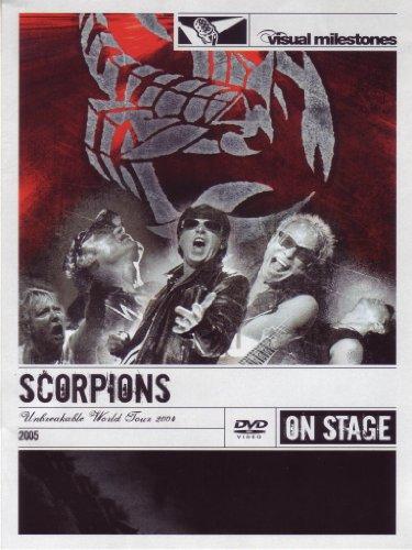 Scorpions - Unbreakable world tour 2004