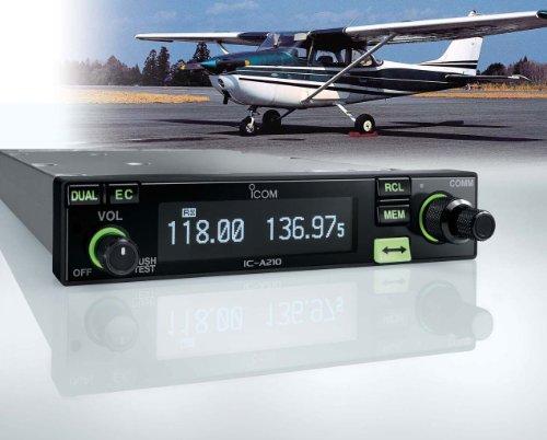Icom Ic-A210 Vhf Airband Transceiver