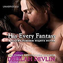 His Every Fantasy (       UNABRIDGED) by Delilah Devlin Narrated by J. F. Harding