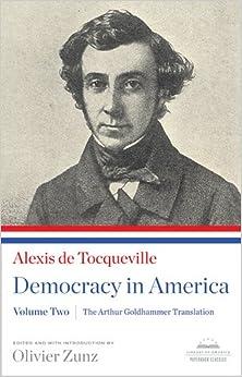 democracy in america alexis de tocqueville essay
