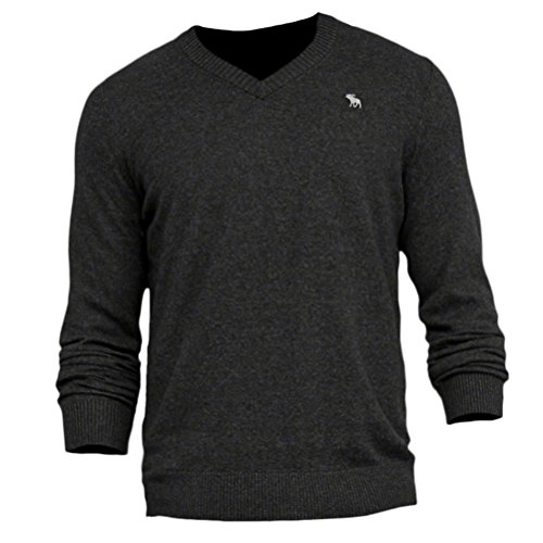 abercrombie-herren-slim-fit-v-neck-kaschmir-blend-sweater-pullover-grosse-medium-dunkelgrau-61745435