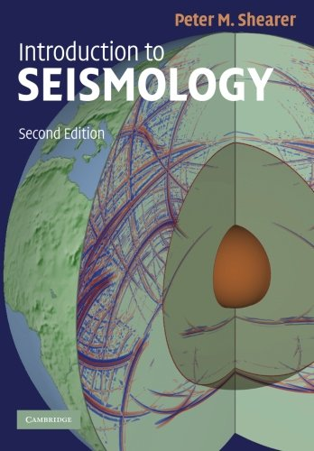 Introduction to Seismology 2nd Edition Paperback