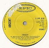 Argent - Tragedy - 7 inch vinyl / 45