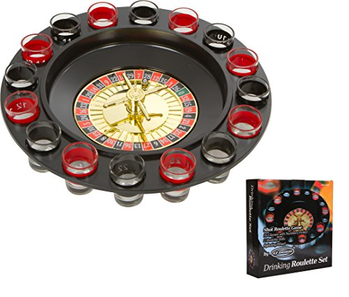 EZ-Drinker-Shot-Spinning-Roulette-Game-Set-16-Piece