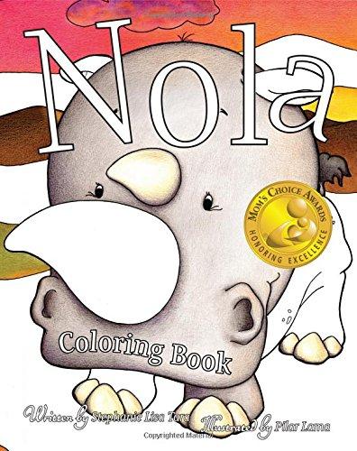 Nola Coloring Book