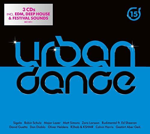 VA-Urban Dance 15-3CD-FLAC-2016-VOLDiES Download