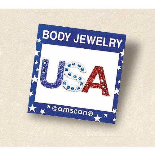 AMSCAN INC. USA Body Jewelry