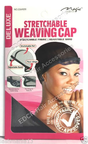 magic-collection-2269str-bonnet-reglable-extensible-pour-tissage-de-cheveux