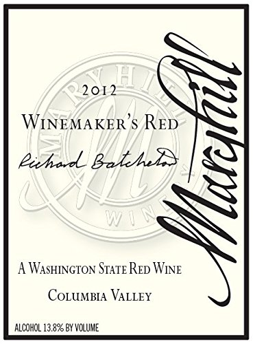 2012 Maryhill Winery Winemakers Red 750 Ml