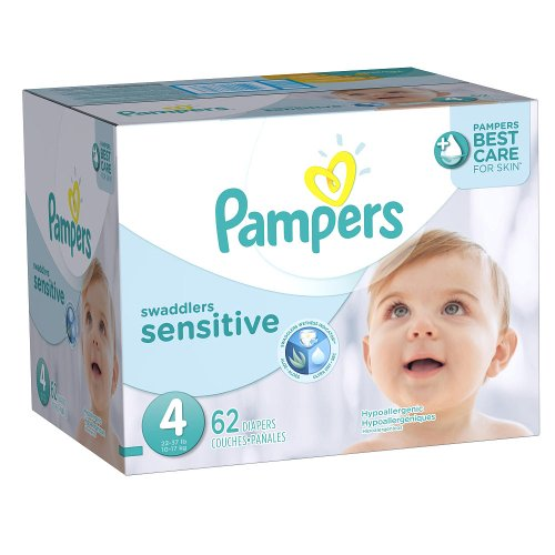 Pampers-Swaddlers-Size-4-Sensitive-Diapers-Super-Pack-62-Count
