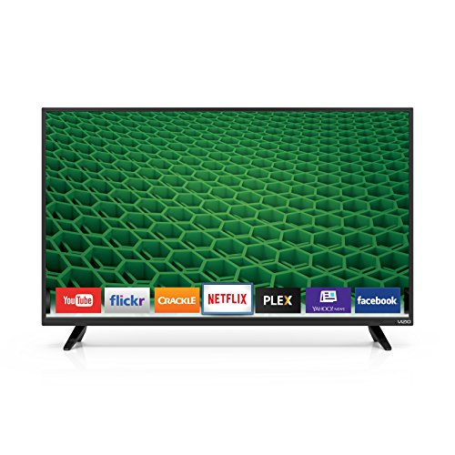 VIZIO-D40-D1-D-Series-40-Class-Full-Array-LED-Smart-TV-Black