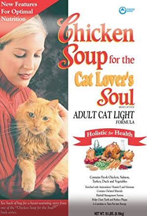 Chicken Soup for the Cat Lover's Soul Dry Cat Food for Adult Cat