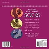 Knitting Circles around Socks: Knit Two at a Time on Circular Needles