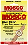 Mosco One Step Corn Remover Pads: 8 C...