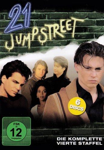 21 Jump Street - Die komplette vierte Staffel [6 DVDs]