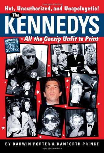 The Kennedys: All The Gossip Unfit For Print (Babylon) front-1036662