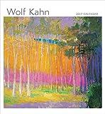 img - for 2017 Wolf Kahn Wall Calendar book / textbook / text book