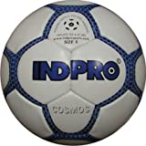 Indpro Unisex Cosmos Football 5 White Blue